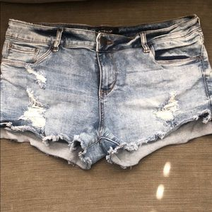 STS Blues Jean shorts